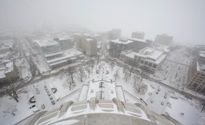 Weather Service warns that blizzard could have 'life-threatening' conditions