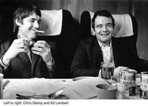 Movie review: 'Lambert & Stamp' an entertaining look at the men behind The Who