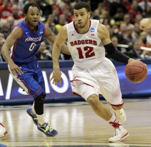 Badgers men's basketball: Point guard Traevon Jackson's growth key down the stretch