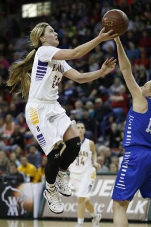 Photos: Hannah Whitish | WSJ/WPZ All-Area Girls Player of the Year
