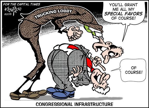 Plain Talk: Safety's at risk in highway bills
