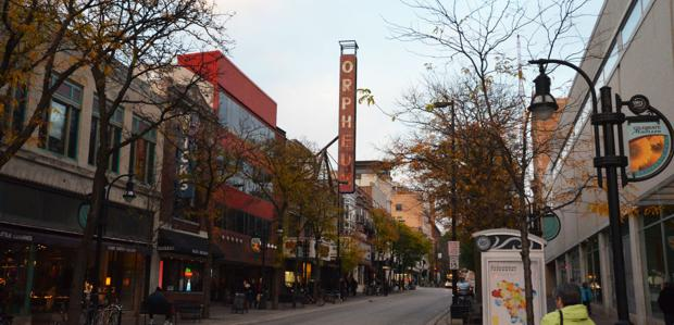 Explore Madison's diverse arts scene