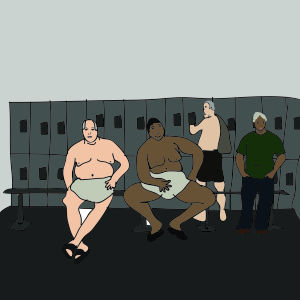 Fake News Friday: Local YMCA has more titties in men's locker room than women's