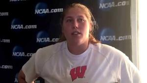 Kelsey Card finishes runner-up in shot put at 2015 NCAA Outdoor Championships