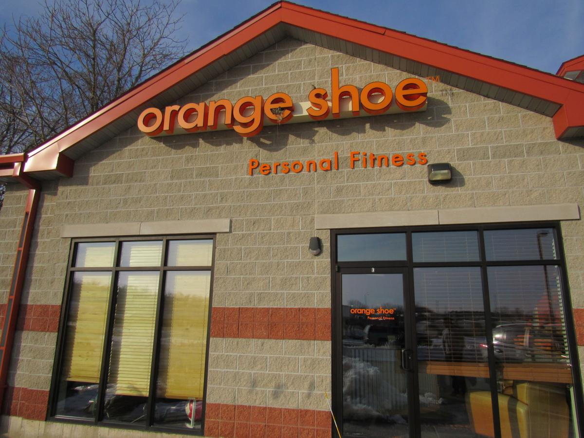 Orange Shoe Personal Fitness