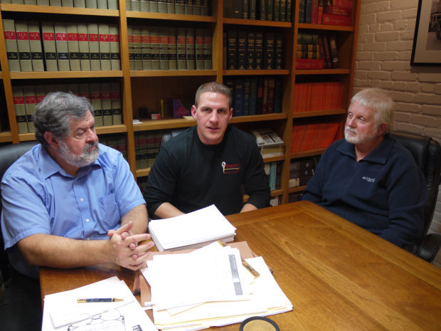 Eric Pizer and attorneys