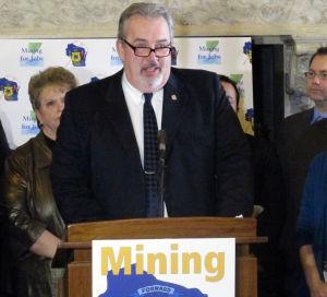 Critics still not satisfied as GOP unveils mining bill changes