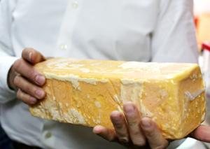 Photos: Hook's 20-year cheddar cheese