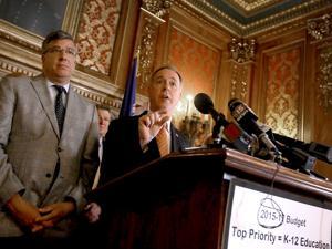 Lawmakers to restore K-12 cuts despite lack of new revenue
