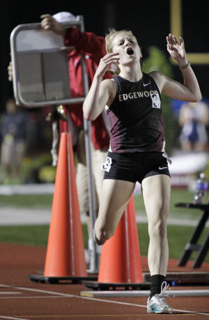 Prep girls cross country: Edgewood's Amy Davis makes verbal commitment to compete at the University of Wisconsin