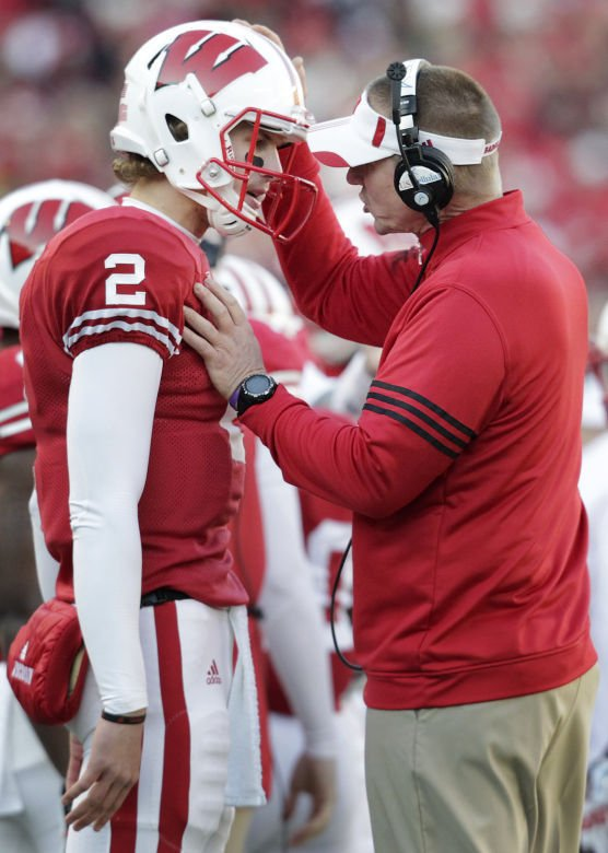 Badgers football: Joel Stave feels like he's back to normal