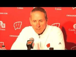 Gary Andersen: Young receivers will play when it's earned