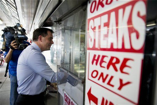 Plain Talk: Who the heck cares about Scott Walker's cheese choice?