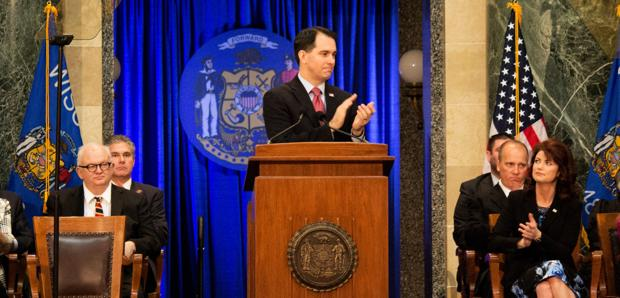 Gov. Scott Walker teases upcoming state budget proposal