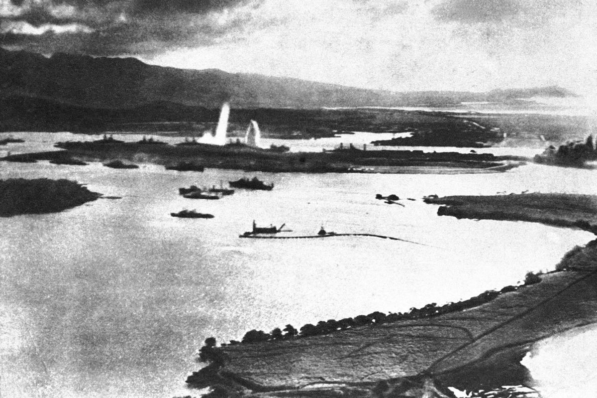 the background of the japanese attack on pearl harbor in 1941 and the road to war He reviewed the diplomatic background to the outbreak of the war  the washington contribution to the japanese attack  the politics of pearl harbor, 1941.