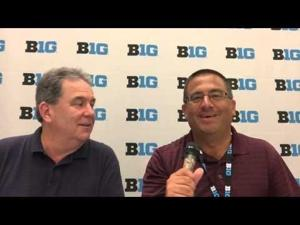 Video: B1G Football Media Days edition of 'Ask Oatesy'