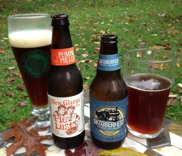 Beer Baron: From New Glarus and Port Huron, beers that extend fall