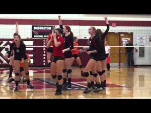 Video: 'Buttercup' sends Sun Prairie to fifth-set victory