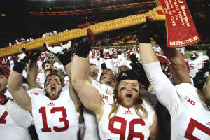 Football: Wisconsin Badgers vs. Minnesota Gophers