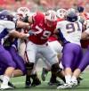Ryan Groy, Badgers football vs. Northern Iowa, NFL draft due diligence