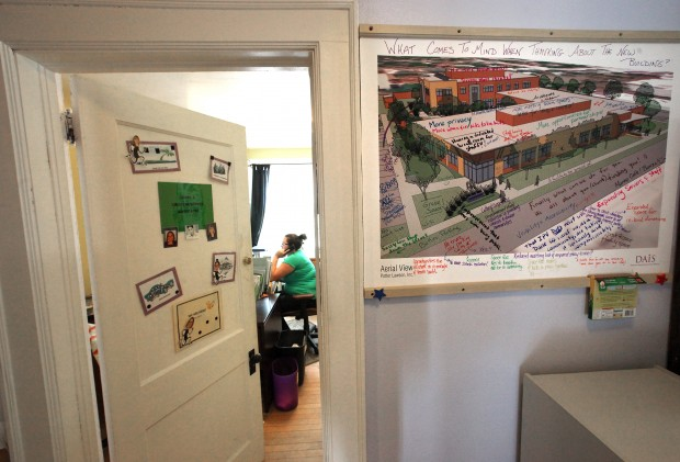 High Security Shelter : Building a better domestic violence shelter madison