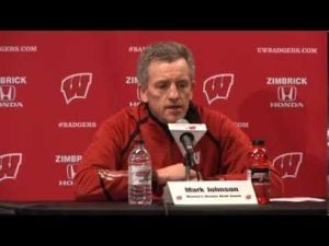 Video: Mark Johnson loves chemistry of women's hockey team