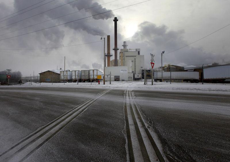 Wausau Paper Mill, Rhinelander facility
