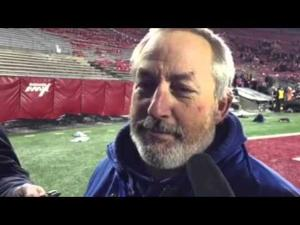 Video: Lancaster coach John Hoch says 'I like gold rings' after his team's 2014 D5 state title