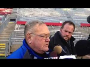 Video: Fondy Springs coach Bob Hyland on the impact of his kicker in win over Darlington