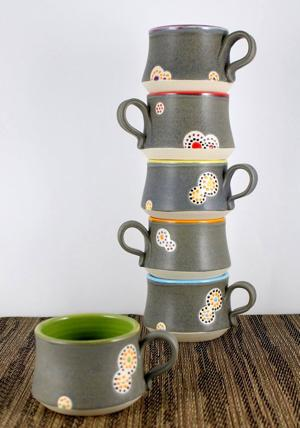 Madison Style: Love of color and function tie pottery and textiles together