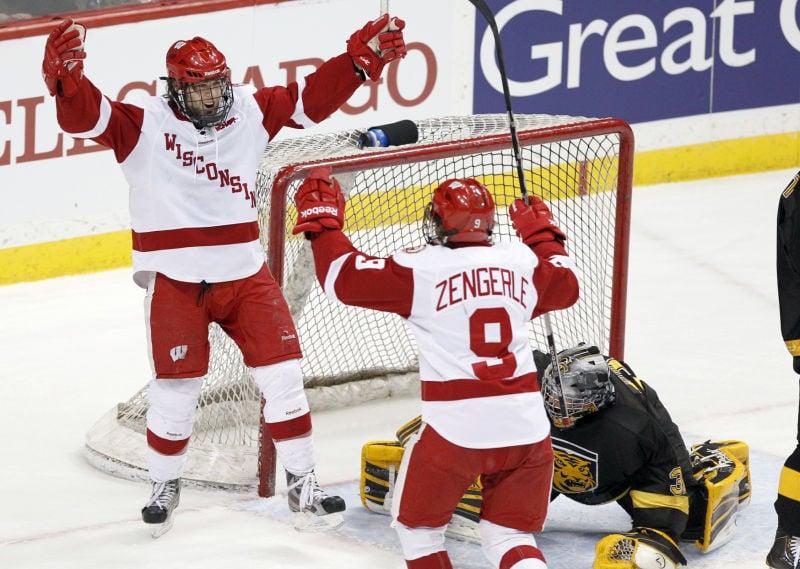 Badgers men's hockey: UW to play Hockey East champion ...