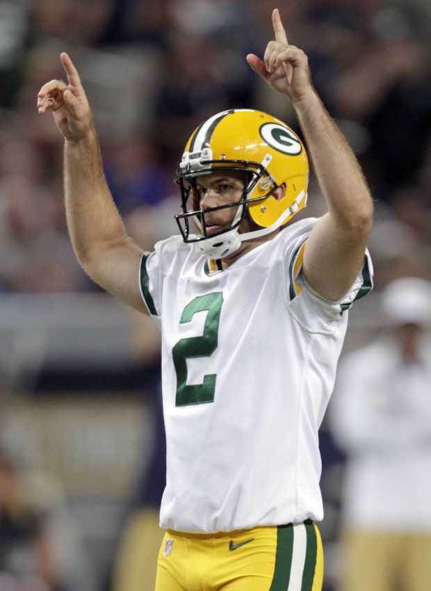 Packers Mason Crosby Getting His Kicks Again Sports