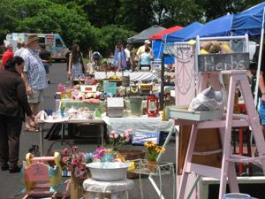 Photos: Fitchburg Flea Market