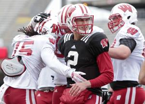 Photos: Wisconsin Badgers football spring game