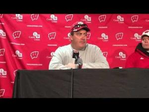 Video: Badgers coach Paul Chryst evaluates the 2015 UW Spring Game