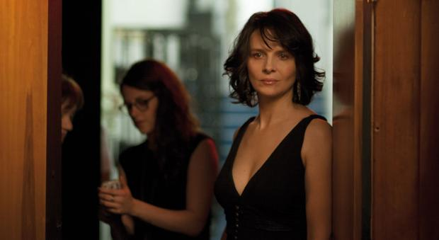 Movie review: Binoche and Stewart shine in 'Clouds of Sils Maria'