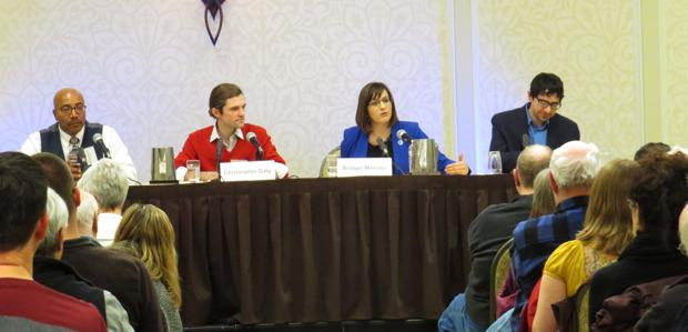 Mayoral candidates examine future of Madison