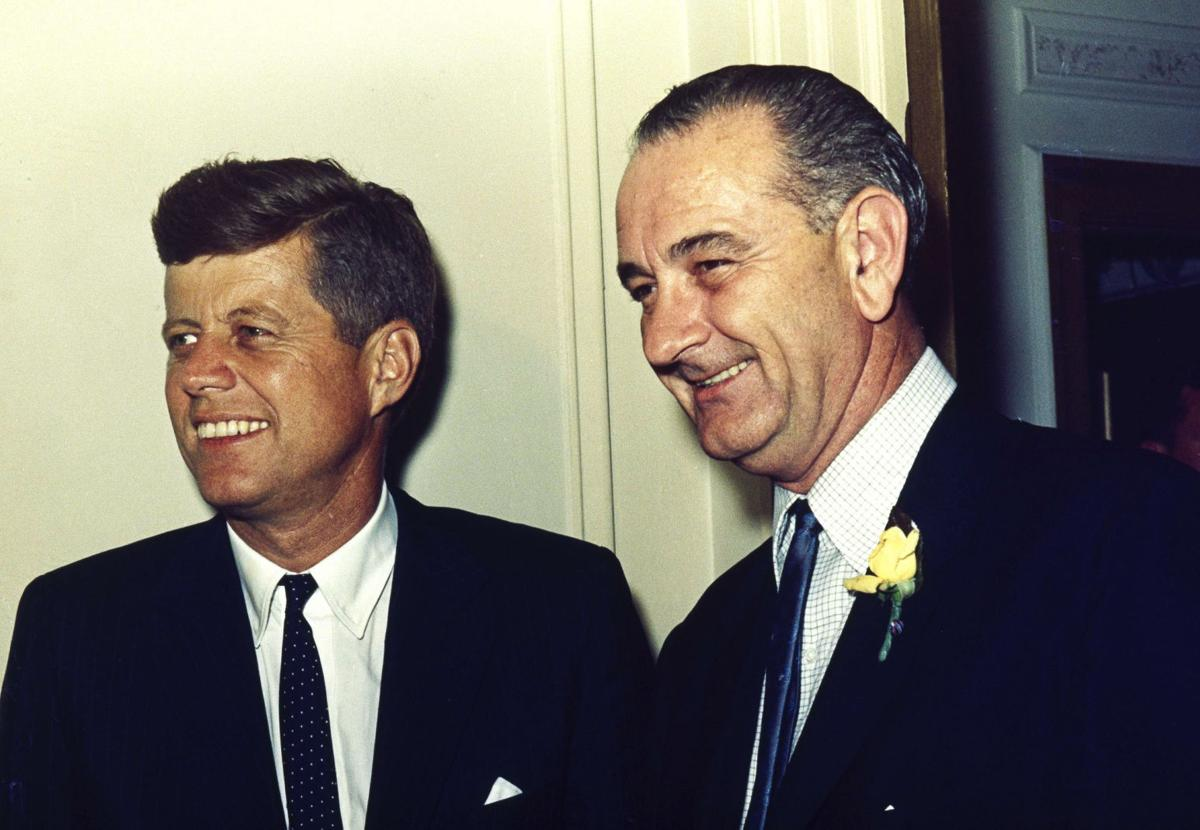 the election of lyndon b johnson How lbj foresaw the election of donald trump over a year ago by derek beres 2nd december 1963: he was trounced by lyndon b johnson in 1964.
