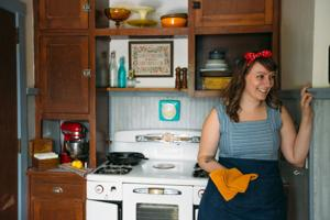 Baking entrepreneur offers gluten-free and vegan treats
