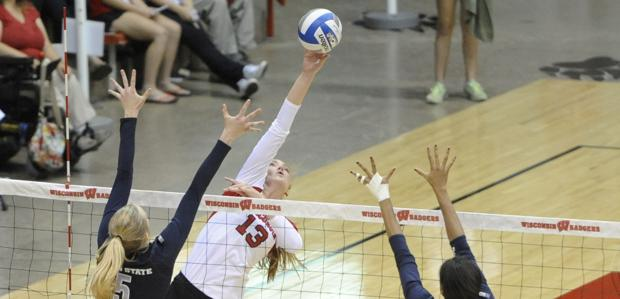 Volleyball: Wisconsin hits the road to face Purdue