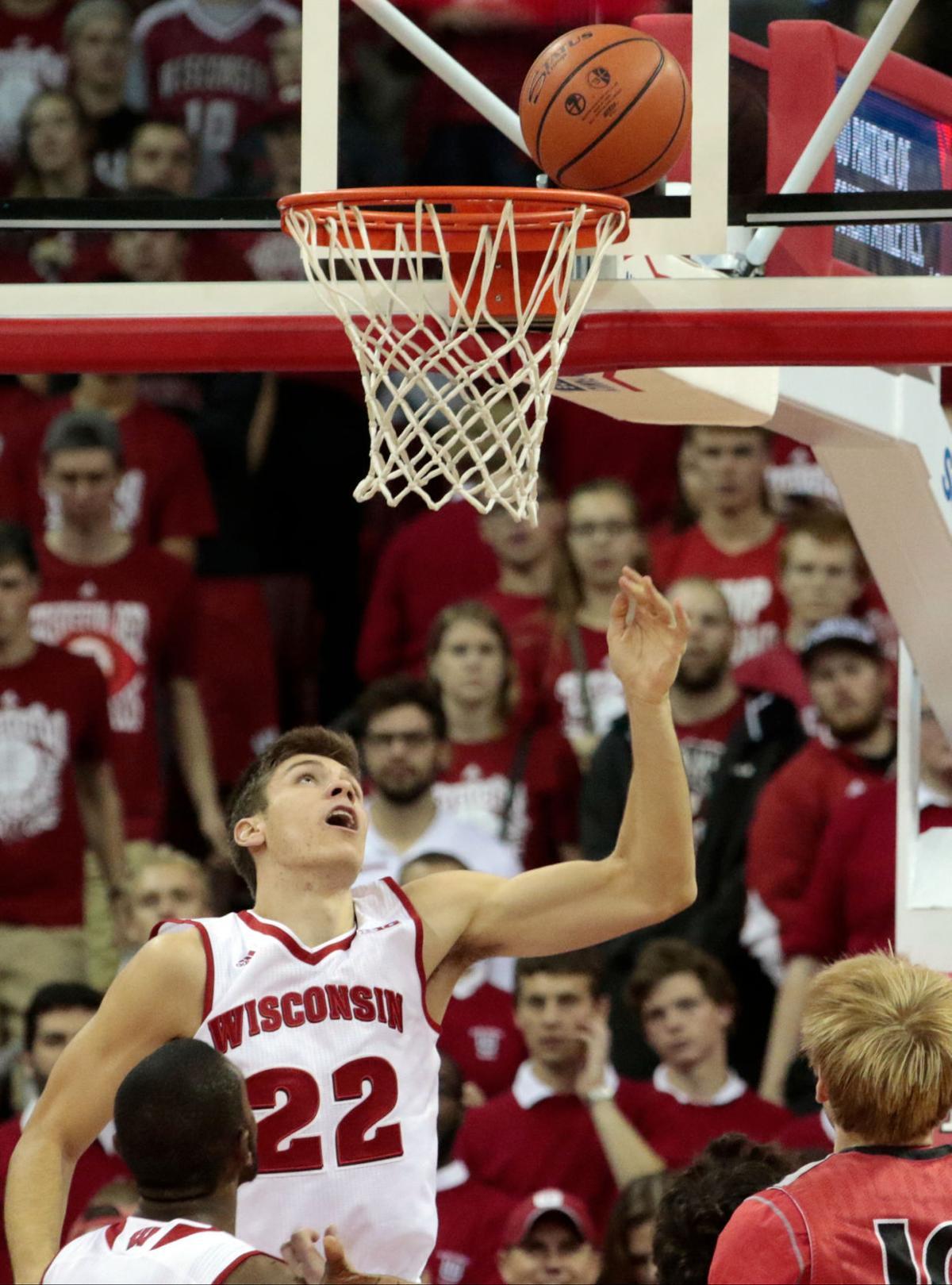 Badgers men's basketball: Wisconsin's 2016-17 season ...