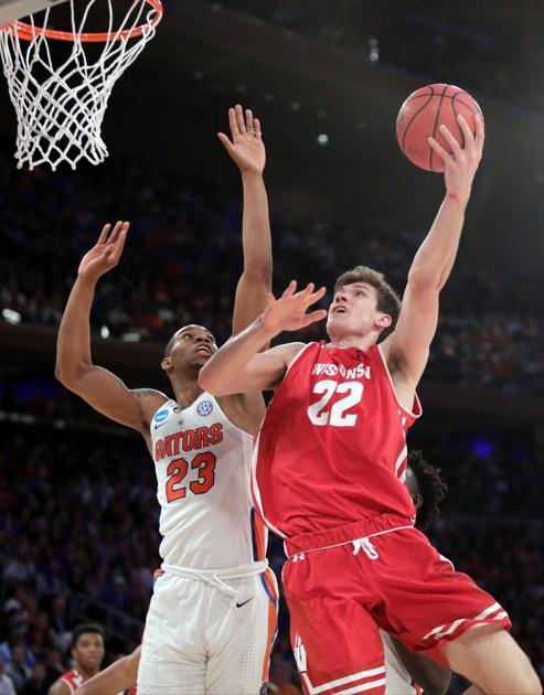 Badgers men's basketball: Frontcourt help for Ethan Happ tops goals for next season