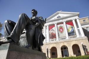 UW-Madison chancellor finalist Nicholas Jones would aim to build bridges