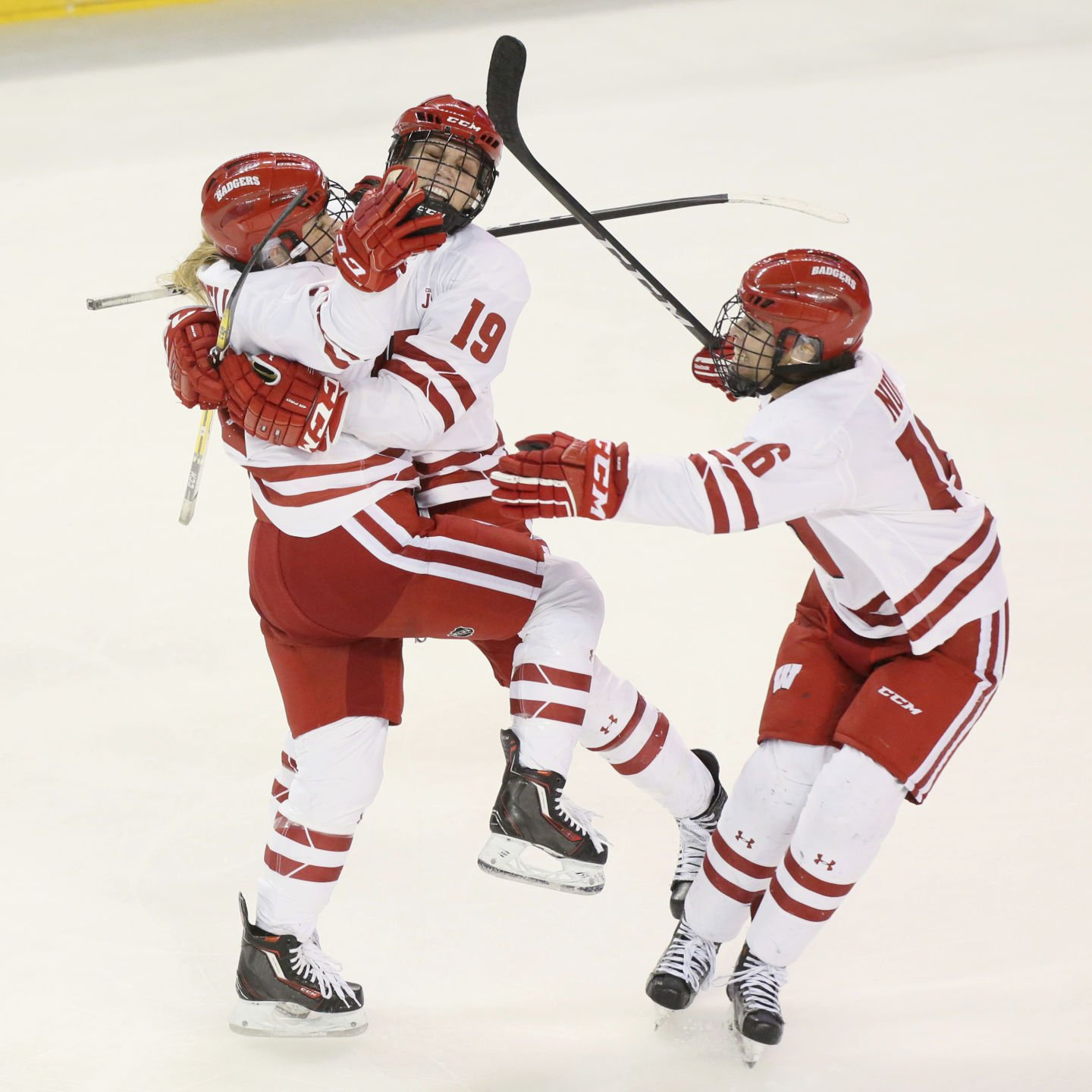 NCAA: Badgers Women's Mellissa Channell's Late Goal Books Date To Title Game
