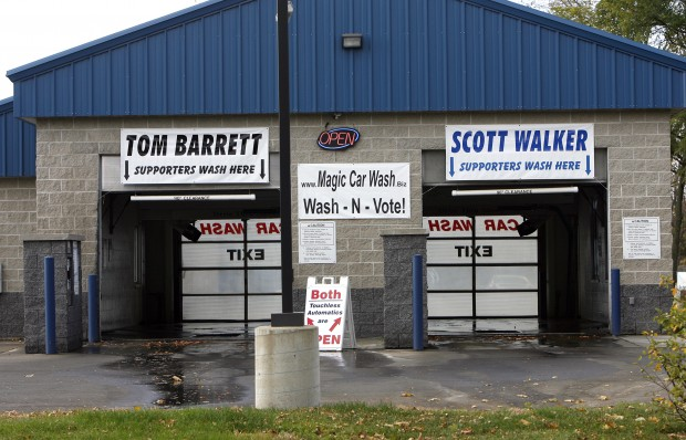 Octopus Car Wash Madison: Car Wash Owner Cleaning Up In Recall Election : Ct