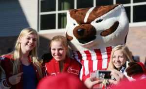 Photos: One last Badgers tailgate for the 2013 season