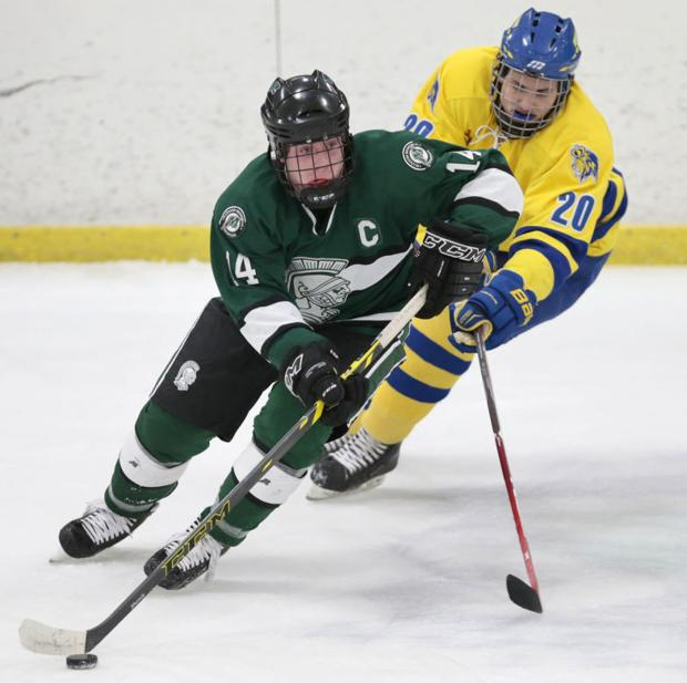 Prep boys hockey: Madison Memorial shuts out top-ranked Madison West