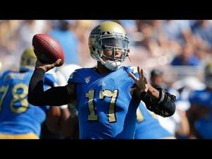 Video: Highlights, analysis of Packers fifth-round choice QB Brett Hundley of UCLA