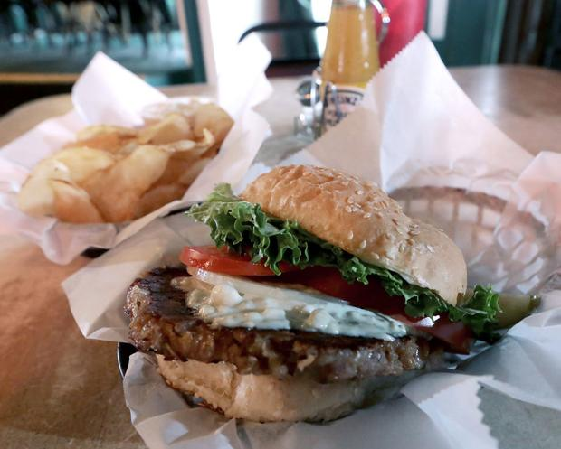 Restaurant review: East Siders well served by walnut burger at Harmony