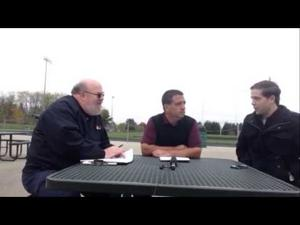 WIAA Level 1 Prep Rally: The guys go to Lussier Stadium to break down the football playoffs